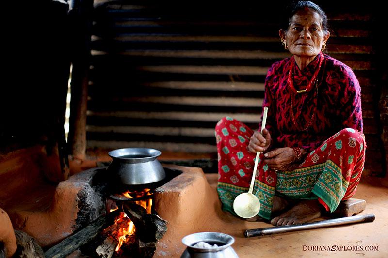 life in Nepali community